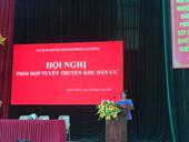 VKSND TP Lai Châu tuyên truyền pháp luật về phòng, chống dịch bệnh COVID-19