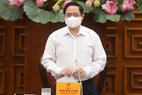 Dịch bệnh diễn biến phức tạp, Thủ tướng họp khẩn