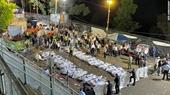 Gần 150 người thương vong do giẫm đạp trong sự kiện tôn giáo ở miền bắc Israel