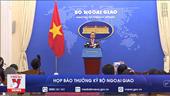 Phản ứng của Việt Nam trước việc Trung Quốc cấm đánh bắt cá trên vùng biển Việt Nam
