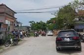 Nghi vấn 2 người bị bắn chết ngay trước cổng nhà