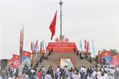 Lễ thượng cờ đặc biệt bên bờ Hiền Lương - Bến Hải
