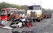 25 người thương vong vì tai nạn giao thông trong ngày nghỉ lễ 1 5