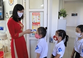 Hà Nội cho toàn bộ học sinh tạm dừng đến trường từ ngày 4 5