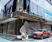 Nổ nhà hàng ở Quảng Ninh khiến 1 người bị thương
