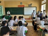Yên Bái ra công văn hỏa tốc cho học sinh một số địa bàn nghỉ học vì COVID-19