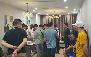 Vụ 46 người nhập cảnh trái phép ở Hà Nội Phê chuẩn khởi tố 3 đối tượng người Trung Quốc