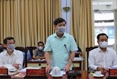 Viện trưởng Lê Minh Trí dự Hội nghị ứng cử viên Đại biểu Quốc hội khóa XV tại TP HCM