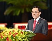 Phó Bí thư Thường trực Thành ủy TP HCM làm Bí thư Thành ủy Hải Phòng