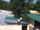 Xử lý nghiêm các công trình trái phép trên địa bàn xã Tân Thái