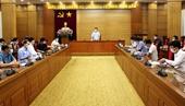 Vĩnh Phúc họp khẩn lúc nửa đêm, phát hiện 52 người Trung Quốc nhập cảnh, cư trú trái phép