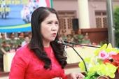 Điều động cán bộ trái quy định, nữ Phó Chủ tịch UBND tỉnh bị xem xét kỷ luật
