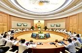 Thủ tướng Giải ngân đầu tư công phải bảo đảm chất lượng, chống tiêu cực