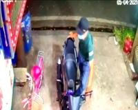 Lộ diện hình ảnh đối tượng trộm xe, đâm chết bác sĩ nha khoa