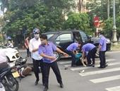 Thấy người gặp nạn, Viện trưởng VKSND tỉnh Thừa Thiên Huế cấp tốc dùng xe cơ quan đưa đi cấp cứu
