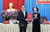 Phó Chánh án TAND tối cao giữ chức vụ Bí thư Tỉnh ủy An Giang