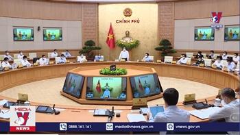 Thủ tướng chủ trì phiên họp Chính phủ thường kỳ tháng 4