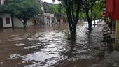 Thái Nguyên Nhiều tuyến đường bị ngập lụt sau trận mưa lớn