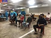 Đà Nẵng xét nghiệm COVID -19 cho 217 nhân viên bar New Phương Đông
