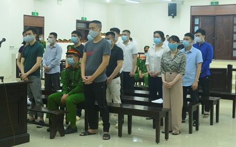 Xét xử vụ Công ty Nhật Cường Toà tuyên án, buộc các bị cáo nộp gần 250 tỉ đồng