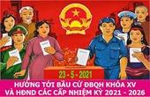 Vận động bầu cử phù hợp với yêu cầu phòng, chống dịch COVID-19