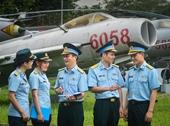 Nét đẹp Viện kiểm sát quân sự Quân chủng Phòng không - Không quân