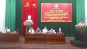 Viện trưởng VKSND tỉnh Thừa Thiên – Huế tiếp xúc cử tri