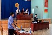 VKSND huyện Ea Kar phối hợp xét xử rút kinh nghiệm 2 vụ án hình sự