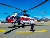 Vì sao phải chi 700 triệu đồng thuê trực thăng chở đề thi THPT ra đảo Phú Quý