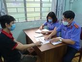 Nét đẹp cán bộ, Kiểm sát viên VKSND quận Bình Tân qua công tác kiểm sát