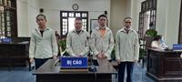 Tử hình 3 bị cáo trong đường dây mua bán ma túy liên tỉnh