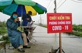 Thái Bình thực giãn cách xã hội toàn tỉnh từ trưa ngày 6 5