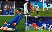 Thắng Real Madrid 2-0, Chelsea tạo nên trận Chung kết Champions League toàn Anh