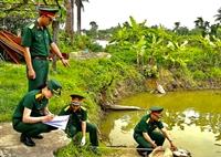 14 tập thể, 39 cá nhân ngành Kiểm sát quân sự được Viện trưởng tặng Bằng khen