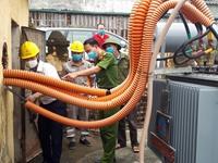 Báo động nạn trộm cắp tài sản của ngành Điện trên địa bàn huyện Thanh Hà