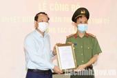 Đại tá Bùi Duy Hưng được chỉ định làm Bí thư Đảng ủy Công an tỉnh Bắc Ninh
