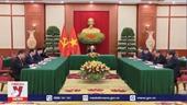 Tổng Bí thư điện đàm với Bí thư thứ nhất Đảng Cộng sản Cuba