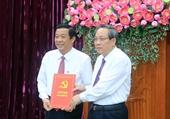 Chủ tịch HĐND tỉnh Vĩnh Long giữ chức Bí thư Tỉnh ủy Vĩnh Long