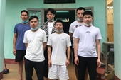 Bắt giữ 14 người Trung Quốc nhập cảnh trái phép vào Việt Nam