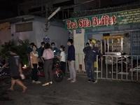 Cháy nhà 8 người chết Đứng trước cửa nhà nhưng không thể xông vào cứu người