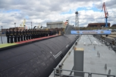 Hải quân Nga tiếp nhận tàu ngầm hạt nhân mới nhất mang tên lửa siêu thanh Tsirkon