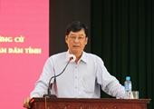Nguyên Phó Viện trưởng VKSND tối cao Trần Công Phàn ứng cử đại biểu Quốc hội