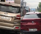 Đã làm rõ 2 chiếc ô tô có biển số trùng nhau lộc phát