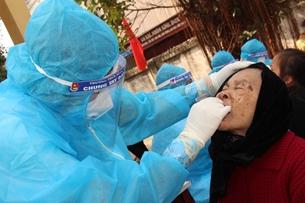 Chủ nhật 9 5 thêm 15 ca nhiễm COVID-19 cộng đồng