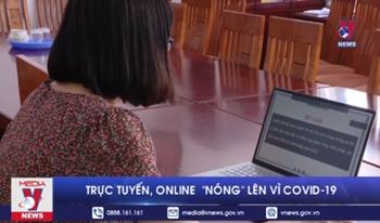 Tranh cãi về học trực tuyến vẫn 'nóng' sau hơn 1 năm đại dịch COVID-19