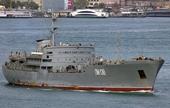 Tàu chiến Nga thăm Sudan giữa lúc có tin đồn không hay