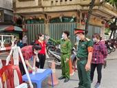 Tạm đình chỉ công tác Chủ tịch thị trấn Yên Lạc vì thiếu trách nhiệm phòng, chống dịch COVID-19