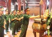VKSQS Quân khu 4 60 năm xây dựng và trưởng thành trên quê hương Bác Hồ