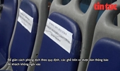 Khử khuẩn, giãn cách để bảo đảm an toàn trên các tuyến xe buýt mùa dịch COVID-19