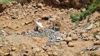 Vô tư đào xới đồi, khai thác khoáng sản trái phép ở Tà Nung
